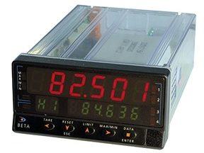 Célula de carga proceso temperatura