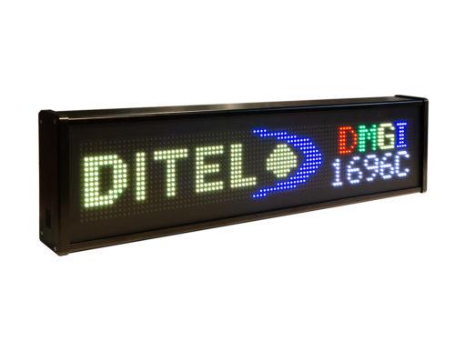Visualizador matricial RGB DMGI1696C