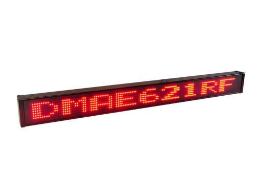 Gra formato 1 línea LED