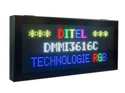 Gran formato LED