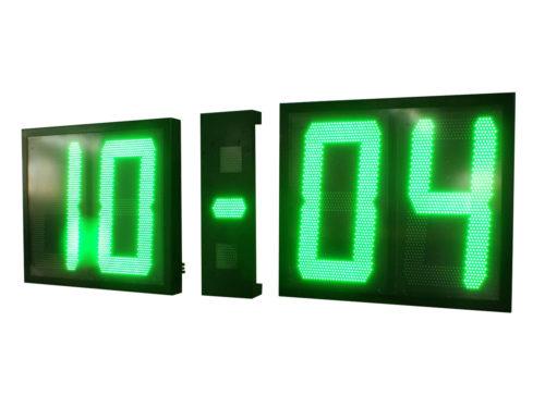 Calendario, cronómetro