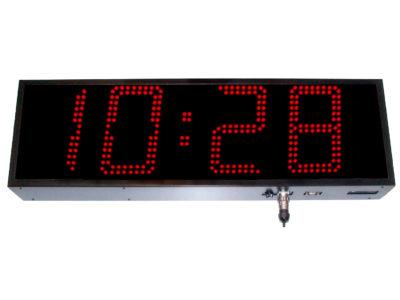 Reloj industrial led
