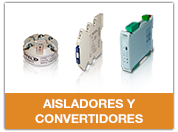 Aisladores y convertidores