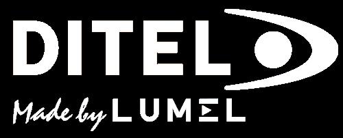 Logo Ditel by Lumel