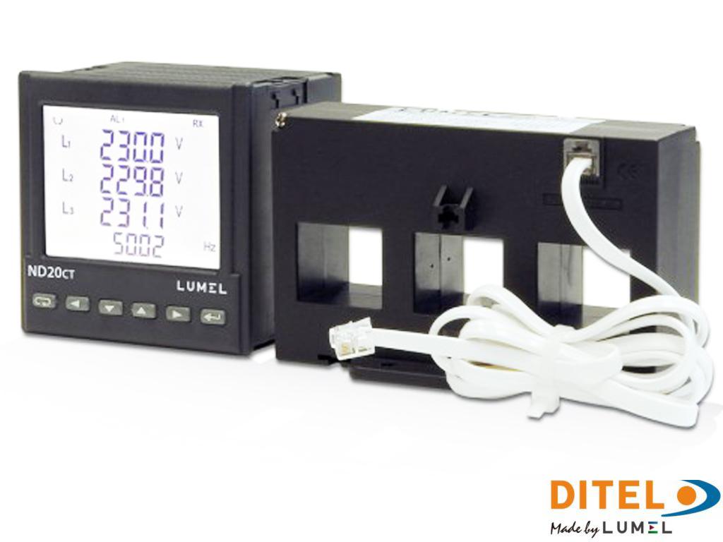 analizador de red nd20ct