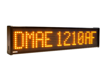 Display matricial 1 linea DMAE1210AF