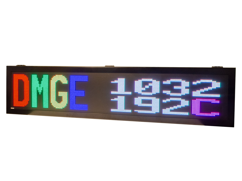 Visualizador Matricial RGB DMGE1032192C