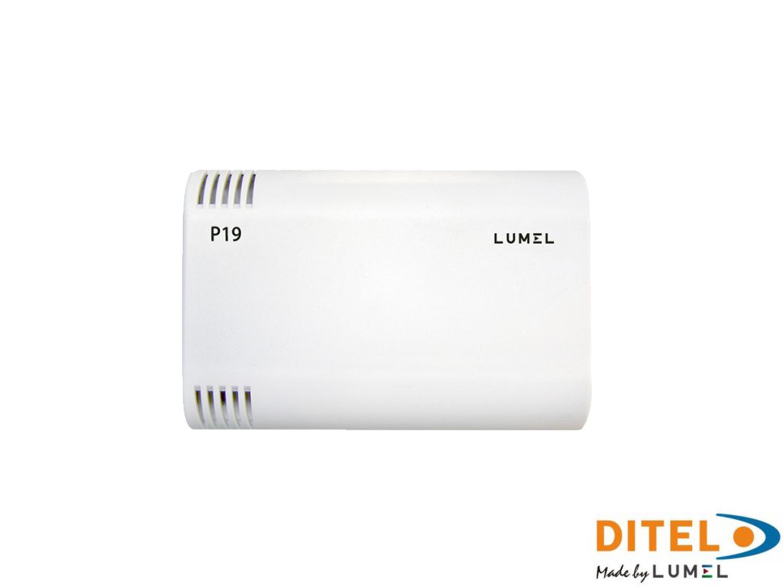 Transductor de temperatura y humedad digital