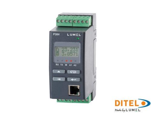 transductor parametros DC