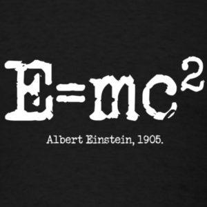 Fórmula Albert Einstein