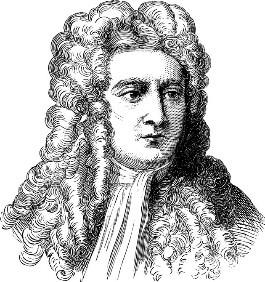 Fotografía Isaac Newton