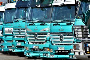 gestioón logística transportes