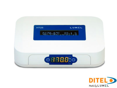 Registrador ditel made by Lumel