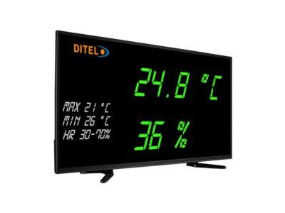 Visualizador temperatura y humedad RD1826/2009