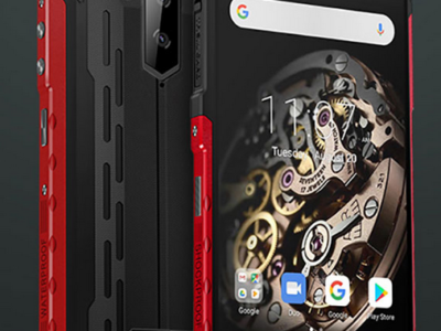 Teléfono Android Armor X5 Pro NFC - IP69K IP68 (rugged)