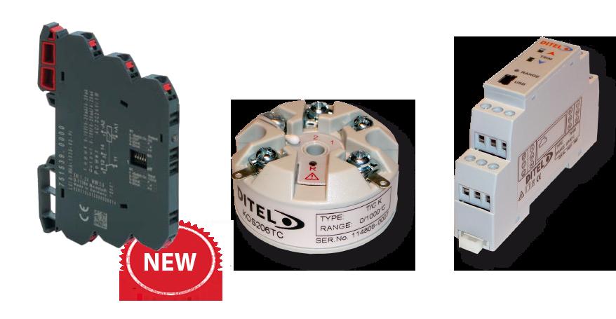 Aisladores y convertidores de señal